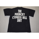 Cypress Hill T-Shirt Vintage Promo 90er 90s Rap Hip Hop Phunky Shit USA Raptee L