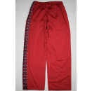 Adidas Trainings Hose Jogging Sweat Sport Haus Track Pant 90s Trefoil Red D 6 M