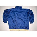 Trainings Jacke Vintage Weste Bad Taste Track Top Nylon Glanz Shiny 10 ca XL-XXL