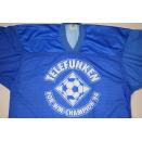Telefunken WM 1994 Football Eishockey Trikot USA 94 T-Shirt Tshirt Vintage 90er ca. XL