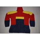 Strick Pullover Pulli Sweater Hipster Sweatshirt Vintage 90er Style Wolle M-L