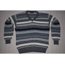 Strick Pullover Pulli Sweater Hipster Sweatshirt Vintage...