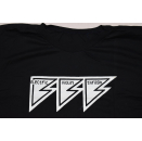 FFF electric violin trash Vintage 80s 90s T-Shirt German Punk Band ca. M NEU NEW