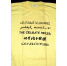The Celibate Riffles Vintage DeadstockT-Shirt Hardcore Punk Band Tour 80s #3 L