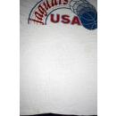 South Alabama Jaguars USA T-Shirt 80s Ebert Sportswear Vintage Basketball  XL