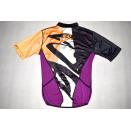 Nike Rad Trikot Bike Jersey Maglia Camiseta Tricot Maillot Triathlon 90er 90s XL