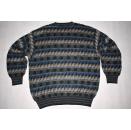 Bugli Pullover Sweatshirt Sweater Strick Pullover Knit Mohair Vintage 52 L-XL