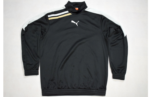 Puma Pullover Jacke Pulli Sweater Sweat Shirt Top Sport Oberteil Training 164 XL