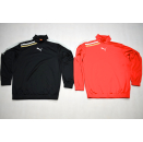 Puma Pullover Jacke Pulli Sweater Sweat Shirt Top Sport...