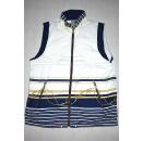 Trainings Jacke Weste Bad Taste Track Top Vest Vintage...