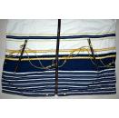 Trainings Jacke Weste Bad Taste Track Top Vest Vintage Nylon Glanz Shiny 42 ca L
