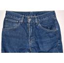 Levis Jeans Hose Levi`s Vintage Pant Denim Blau Blue Straight 90s 90er W 30 L 30
