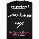 THE GAME T-Shirt TShirt Vintage Devil Advocate Tour Hip Hop Rap Raptee Promo M L