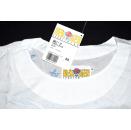 Benger Button Down Hemd T-Shirt Vintage 90er Benger Sportswear Viskose 38 NEU