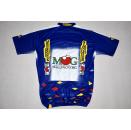Nalini Fahrrad Rad Trikot Jersey Maillot Camiseta Maglia Technogym MOG 6 L-XL