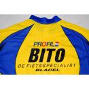 Vermarc Fahrrad Rad Trikot Shirt Bike Jersey Velo Maillot Maglia Bito XXL 2XL