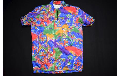 Fahrrad Trikot Rad Bike Shirt Bicycle Jersey Maglia Maillot Camiseta Vintage   L