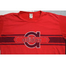 3 Adidas T-Shirt TShirt Hemd Vintage Casual Retro Oldschool Fashion 90er 90s M