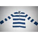 Polo Jeans Longsleeve T-Shirt Ralph Lauren Top Bluse Blouse Damen Woman Blau  L