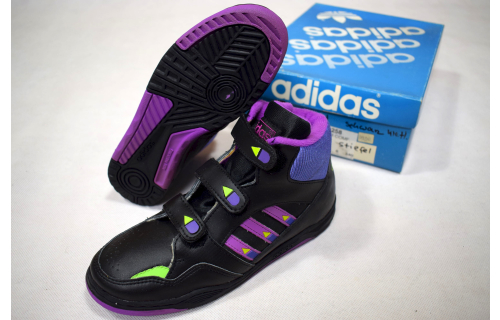Adidas Tamba Hi Sneaker Trainers Sport Schuhe Vintage 1991 90s 90er 38 2/3 NEU