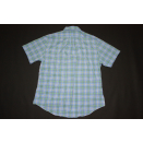 Ralph Lauren Polo Hemd Sommer Summer Business Kariert Checkered Kurzarm Short L
