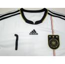 Adidas Deutschland Trikot Jersey DFB WM 2010 10 Weiß T-Shirt Maglia Camiseta L