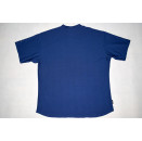 Nike Rad Trikot Bike Jersey Maglia Camiseta Tricot Maillot Triathlon Blau 90s XL