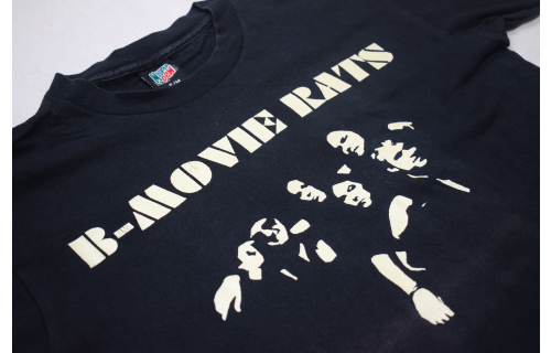 B Movie Rats T-Shirt Mountain Dew Rock N Roll Band Vintage 90s 90er S-M