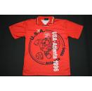 USA  Olympia Atlanta 1996 90er 90s Olympic Games Trikot T-Shirt Vintage FBT  L