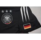Adidas Deutschland Trikot Jersey DFB EM 2004 Black T-Shirt Maglia Camiseta 152 M
