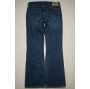 Polo Ralph Lauren Pant Hose Jeans Bottoms Trousers Bootcut 750 Blau Blue 32x32