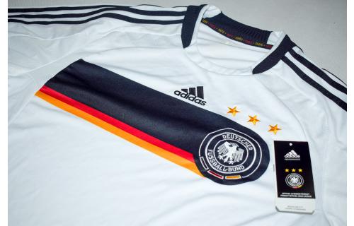 Adidas Deutschland Trikot Jersey DFB EM 2008 Maillot Shirt Maglia Camiseta XXL 2XL
