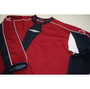 Umbro Sport Pullover Pro Training Sweat Shirt Sweater Pulli Jumper Casual Gr. L