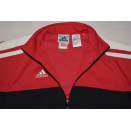 Adidas Trainings Jacke Windbreaker Sport Jacket Jumper Vintage 90er 90s Kid 152 M