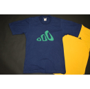2x Adidas T-Shirt Top Vintage 90s 90er Sport Jogging...