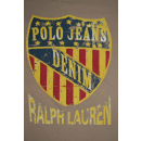 Polo Jeans T-Shirt TShirt Ralph Lauren Hemd Top  Vintage Oldschool USA Denim M