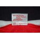 Erima Trikot Jersey Maglia Camiseta Polo Vintage West Germany Damen Rot 42/44 NEU