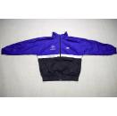Mizuno Trainings Jacke Sport Jacket Vintage 90er Mesh Glanz Shiny  Track Top M