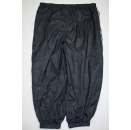 Alex Trainings Hose Jogging Sport Hose Track Pant Shiny Nylon Glanz Vintage L-XL