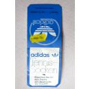 Adidas Socken Socks Sox Plüsch Sport Vintage West Germany 37-39 Rot Red NEU NEW