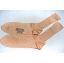 Adidas Socken Socks Sox Sport 80s Vintage West Germany Lachs Natur 34-36 NEU NEW