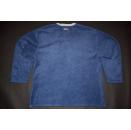 Tommy Hilfiger Pullover Fleece Sweatshirt Sweater Jeans Vintage 90er Winter  L