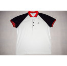 Australian by L`Alpina Polo T-Shirt Sport Tennis Casual Jersey Vintage 54  L-XL