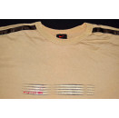 Nike T-Shirt TShirt Vintage 90s 90er Sport Braun Brown Graphik Casual XXL 2XL