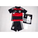 Adidas Deutschland Trikot Short Jersey DFB WM 2014 Maglia Camiseta Maillot 92 2T NEU