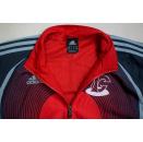 Adidas Trainings Jacke Sport Jacket  Track Top Soccer Mesh Casual 2007 D 5 S-M
