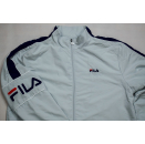 Fila Trainings Anzug Sport Track Jump Suit Jogging Retro Casual Mesh Grau 52 L
