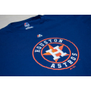 Houston Astros T-Shirt MLB Baseball Majestic Trikot...