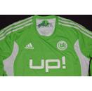 Adidas VFL Wolfsburg Trikot Jersey Maglia Camiseta Shirt Formotion Chris 11-12 L