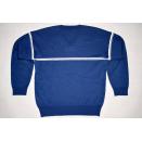 Adidas Pullover Sweatshirt Knit Sweater Strick Vintage Winter Ski 80s 80er ca. M